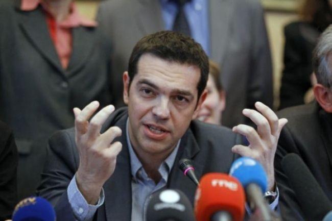 Aléxis Tsípras kävi huhtikuun 8. päivänä neuvotteluja Vladimir Putinin kanssa Moskovassa.