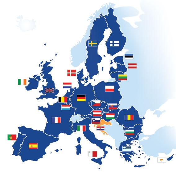Euroopan Unionin pysyvyys on haasteiden edessä