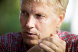 Ministeri Kimmo Tiilikainen kertoo valtiovallan toimista ja mahdollisuuksista peruna-alan hyväksi.