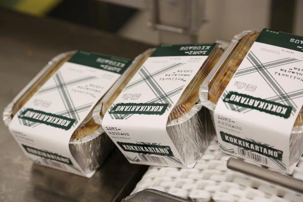 Keravan kuumakeittiöstä valmistuu laatikoita, joista alkuperäiset broilerpasta, kinkkukiusaus ja lohikiusaus ovat edelleen suosituimpia tuotteita. Pikaruoka valmistetaan Pietarsaaren tehtaalla.