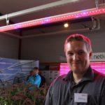 Niko Kivioja on Netledin toimitusjohtaja.