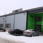 JH Vihanneksen uudet tilat sijaitsevat Kivikonlaidassa, Lahden moottoritien kupeessa.