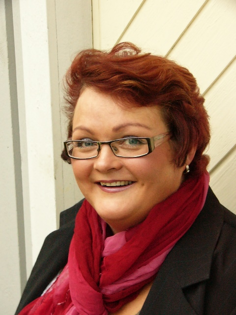 SPK:n toimitusjohtaja Paula Ilola.