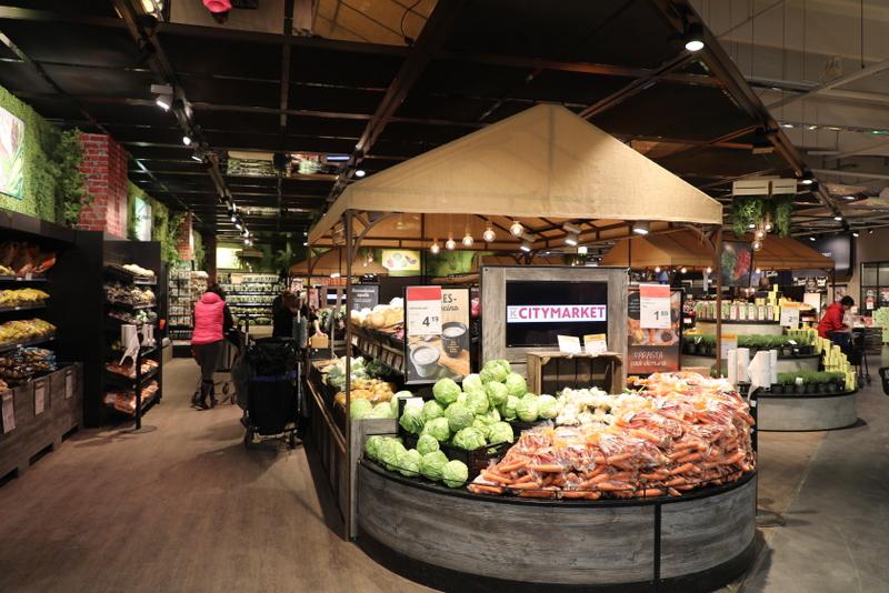 Citymarket Järvenpää Sushi