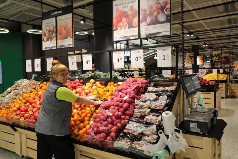 Supermarket Kilpailu